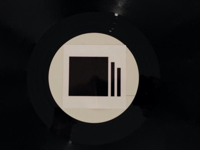 Final Chapter 002 Perspective EP - Test presses finished