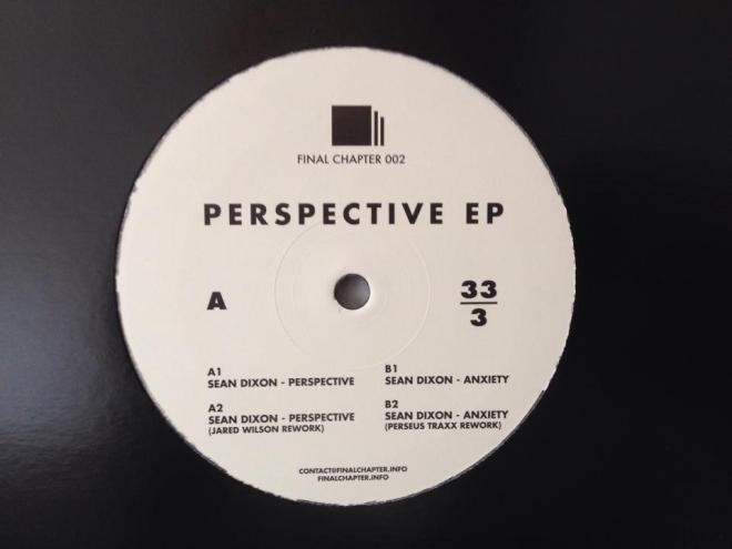 Perspective EP in stock at OYE in Berlin
