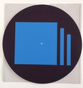 Final Chapter Slipmats Black & Blue