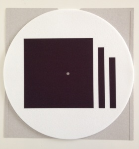 Final Chapter Slipmats White & Black