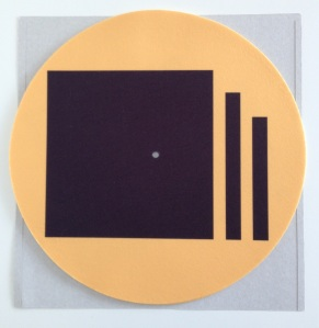 Final Chapter Slipmats Yellow & Orange